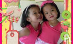 Deskripsiyon I have twins, named franzes Angela and