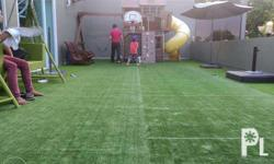 The Grass we offer is safe, Durable and offers the