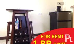 1 BR Unit at Stellar Place Fully Furnished 38 sq.m2