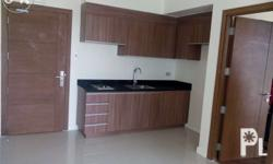 FOR RENT THE SAPPHIRE BLOC BY ROBINSONS LAND 1BR 30