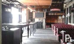 RUSH FOR LEASE RARE RESTOBAR COMMERCIAL SPACE: Area :