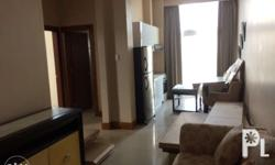 For rent condo fully furnished at Baron 2 Residences