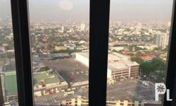 Studio unit, fully furnished, right across Greenhills