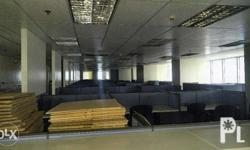 For Rent Fullly Furnished Call Center Office Space