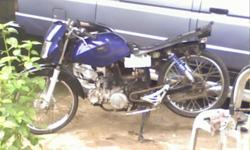 Description ..for sale!!! KAWASAKI BAJAJ byk 100cc