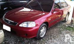 Deskripsiyon For sale : 2000Honda Civic lxiSiR look