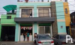 FOR SALE HOUSE AND LOT with *4 doors apartment - 3