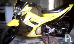 FOR SALE..75,000.. RAIDER 150.. STOCK ENGINE,