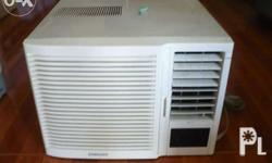 2nd hand air condition samsung White....