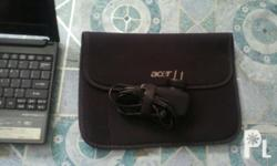 For sale aspire one acer Intel atom 1,66ghz 1gb memory