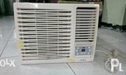 MABE air-con Bought last may 2016 for my new house but