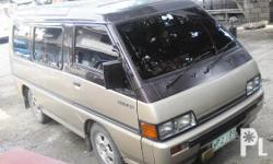 FOR SALE AUTOMATIC DELICA L300 VAN (2nd hand)
