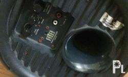 for sale my bazooka 10 inch subwoofer with amplifier