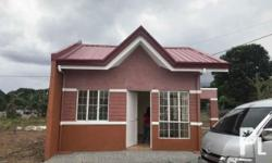 Brand new House and Lot for sale in Golden Hills