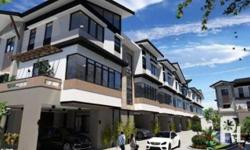 5 bedroom Townhouse for Sale in Manila 4-Bedroom 1