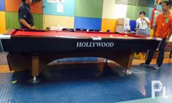 Made to order Bnew Hollywood Table For Sale Complete