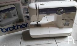 Brother Xl- 5500. Very good condition. No problem.