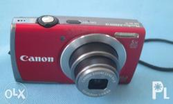 For sale Canon A3500, 16.1 megapixel camera, built-in