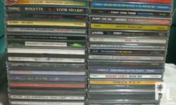 FOR SALE..CD's (Very Good Condition)