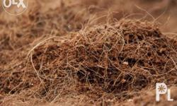 For Sale! Coco Peat / Coir Cocopeat which is obtained