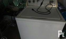 For Sale whirpool commercial washing machine good