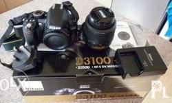 Dslr310 Good as new Twice use only Need some cash