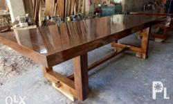 Century old dao wood with finished matte size