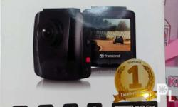 For sale octagon transcend dashcam with Emergency