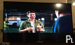 "DEVANT 50"" Smart TV Good as new Complete set No issue"