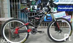 "FOR SALE DH Built Bike 26"" (30k Only) DH Element"