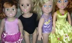 Dolls from u.s and authentic add us on our fb account