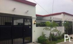 For Sale Duplex Bungalow Type in Angeles City Near SM