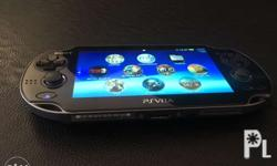 For Sale Sony PS Vita Fhat 4GB Modified with Lots of