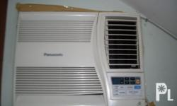 Deskripsiyon RUSH SALE AIRCONDITIONER PANASONIC TOUCH