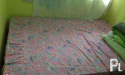 Used 2 to 3 yrs, ac in good condition, dual matress..
