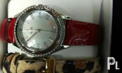 Guess watch Sligthly used Good condition