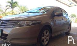 FOR SALE: Php 380,000 only 2010 Honda City 48049
