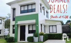 PROMO!! House and Lot For Sale Low Downpayment1 PROJECT