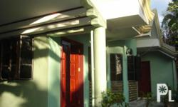 Deskripsiyon A one storey house with 3 bedrooms,2