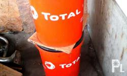 2 pails Hydraulic Oil 32 Brand- Total Price -4,000