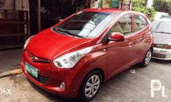For Sale Only Hyundai Eon 2012 Top of the line No to