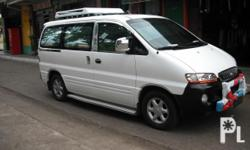hyundai starex 99 model ,, diesel engine d4bb,manual