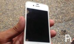 For sale Apple Iphone 4g 16g with unlocked Meetup:Sm