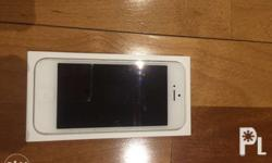 For sale iPhone 5 64gb open line complete with box and