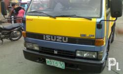 Kondisyon: Gamit na FOR SALE 2002 MODEL ISUZU ELF 4BE1