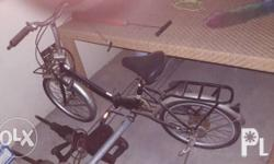 For sale Japan made folding bicycle Brand - Caio Still