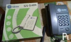 Landline telephone Globe brand Negotiable Interested