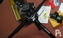 Im selling my Tripod Manfrotto 804RC2 Basic Pan Tilt