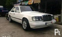 For sale mercedes benz 230E 124 body 1986