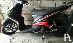 2012 mio 125 with racing boy mags fdr tires racing boy